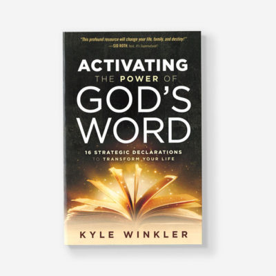 Activating the Power of God's Word cover