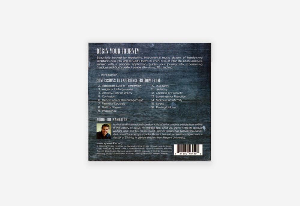 Experience Freedom: Scripture Confession Album