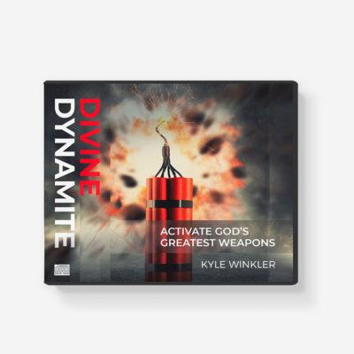 Divine Dynamite cover