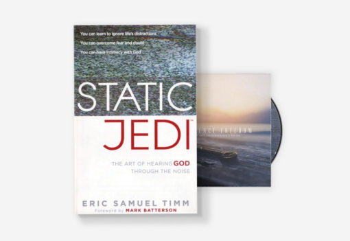 Static Jedi book and Experience Freedom CD