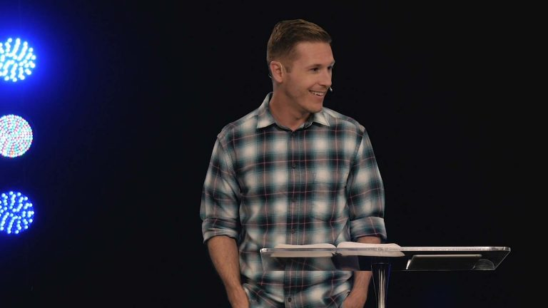 Kyle Winkler talks about God's grace