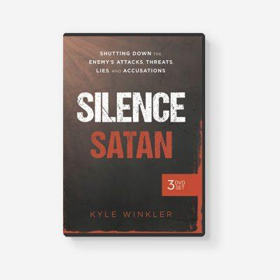 Silence Satan DVD cover