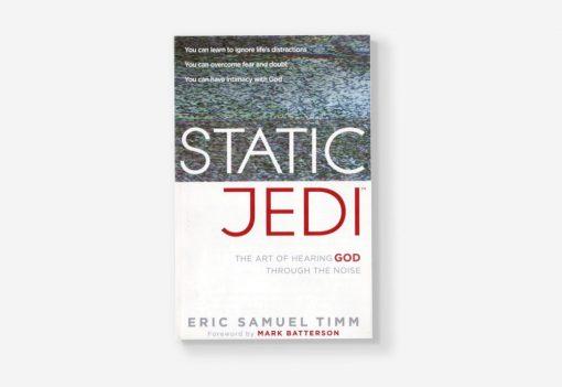 Static Jedi front cover