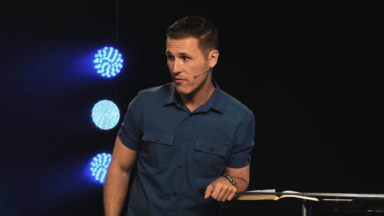Kyle Winkler talks about spiritual warfare