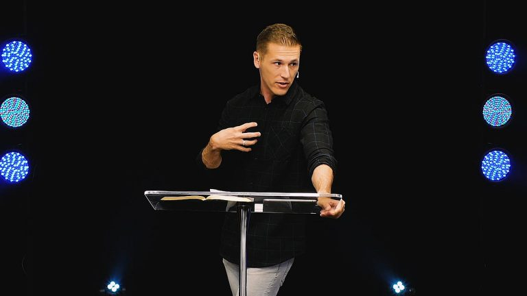Kyle Winkler talks about Acts 6