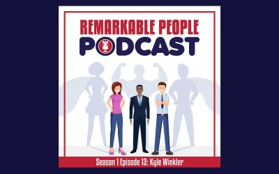 Overcoming Rejection & Building Relationships (Interview on The Remarkable People Podcast)