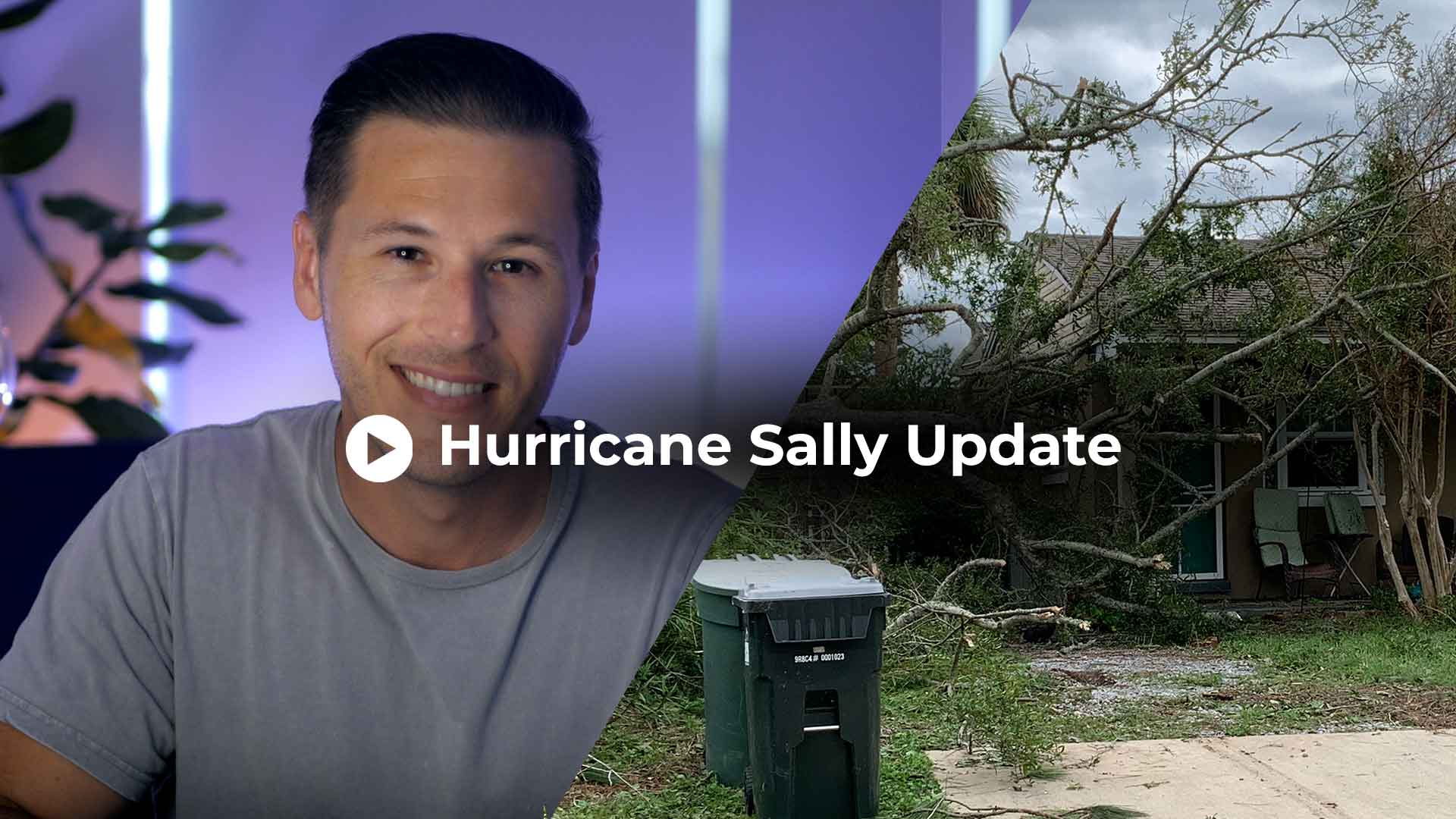 Hurricane Sally Update - Kyle Winkler MinistriesHurricane Sally Update