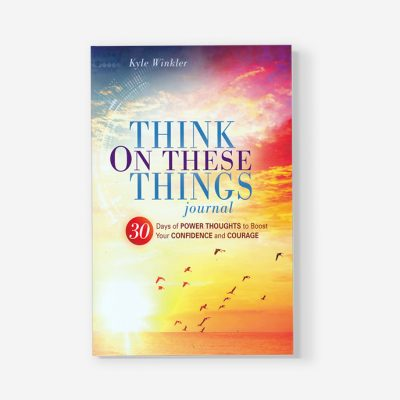 Think On These Things Journal