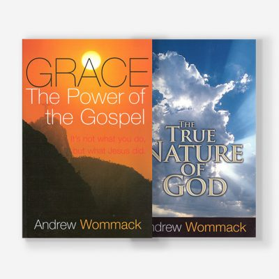 Andrew Wommack's Grace Package